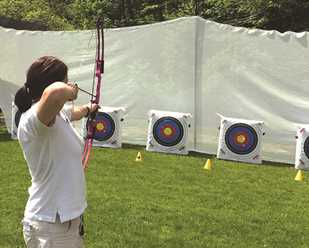 Discover Archery at Lake Metroparks
