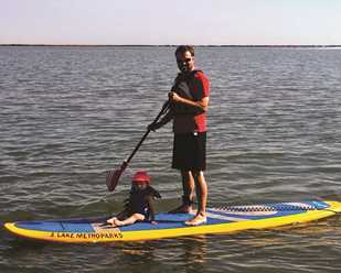 Standup Paddleboard with Us