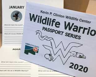 Wildlife Warrior Passport Series