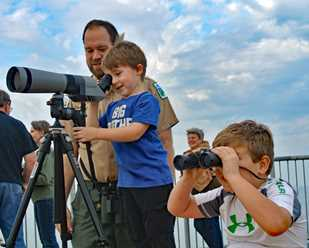 Lake Erie Bluffs Birding Tips