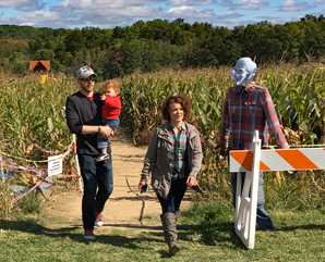 Alien Adventure Corn Maze
