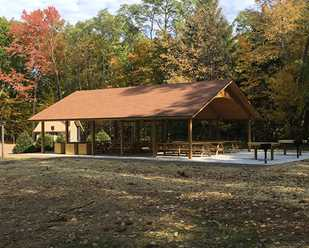 Blair Ridge Park Shelter