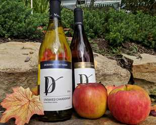 Apple Harvest Pairing Dinner