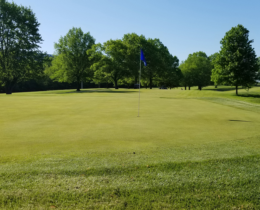 Pine Ridge Country Club 18 Hole Wickliffe Golf Course Lake Metroparks