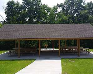 Riverview Park Shelter