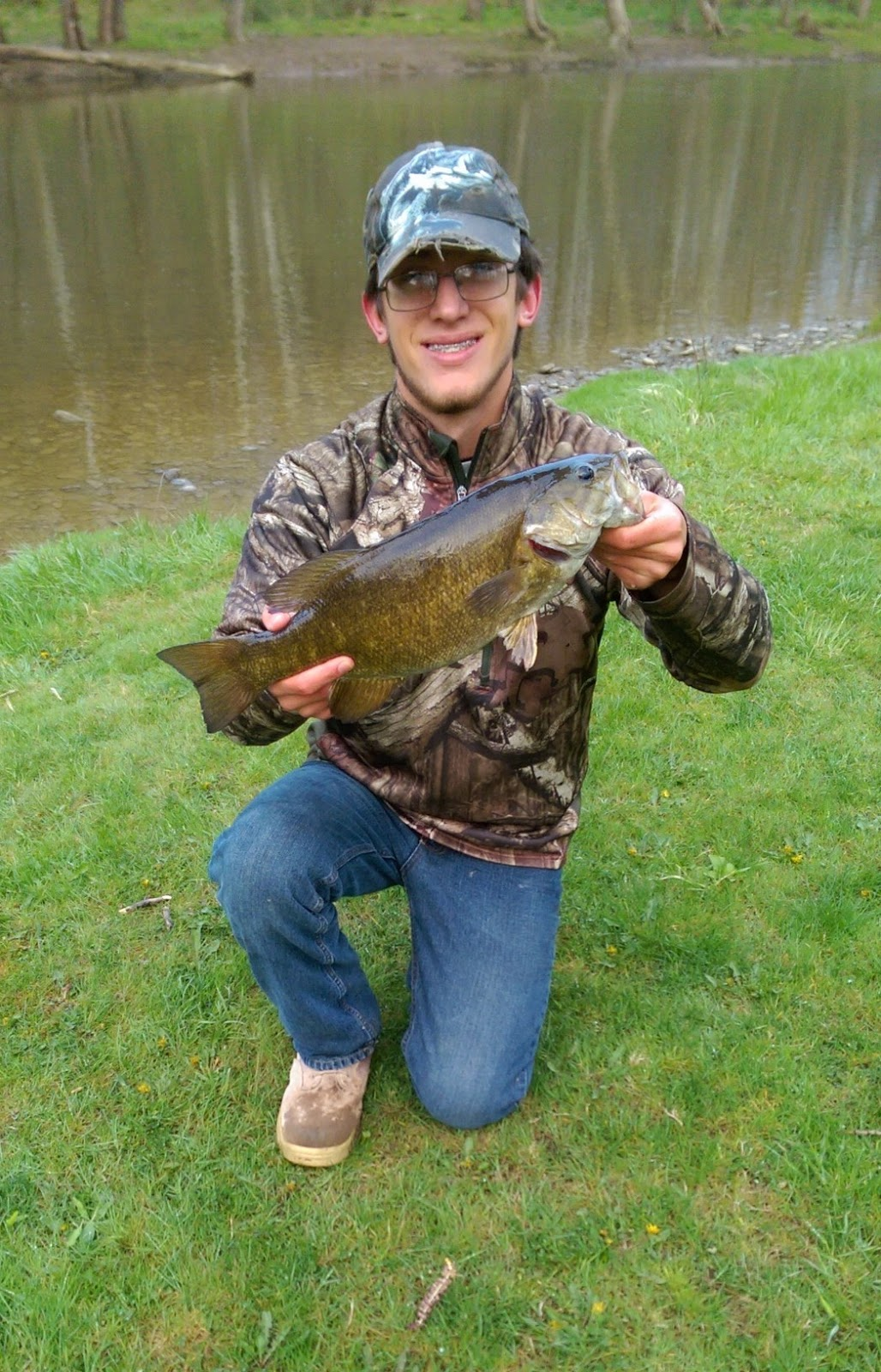Fish on to the next season and species at lake metroparks for Odnr fishing report