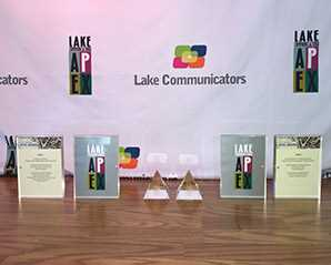 Lake Metroparks wins 2019 Apex Awards