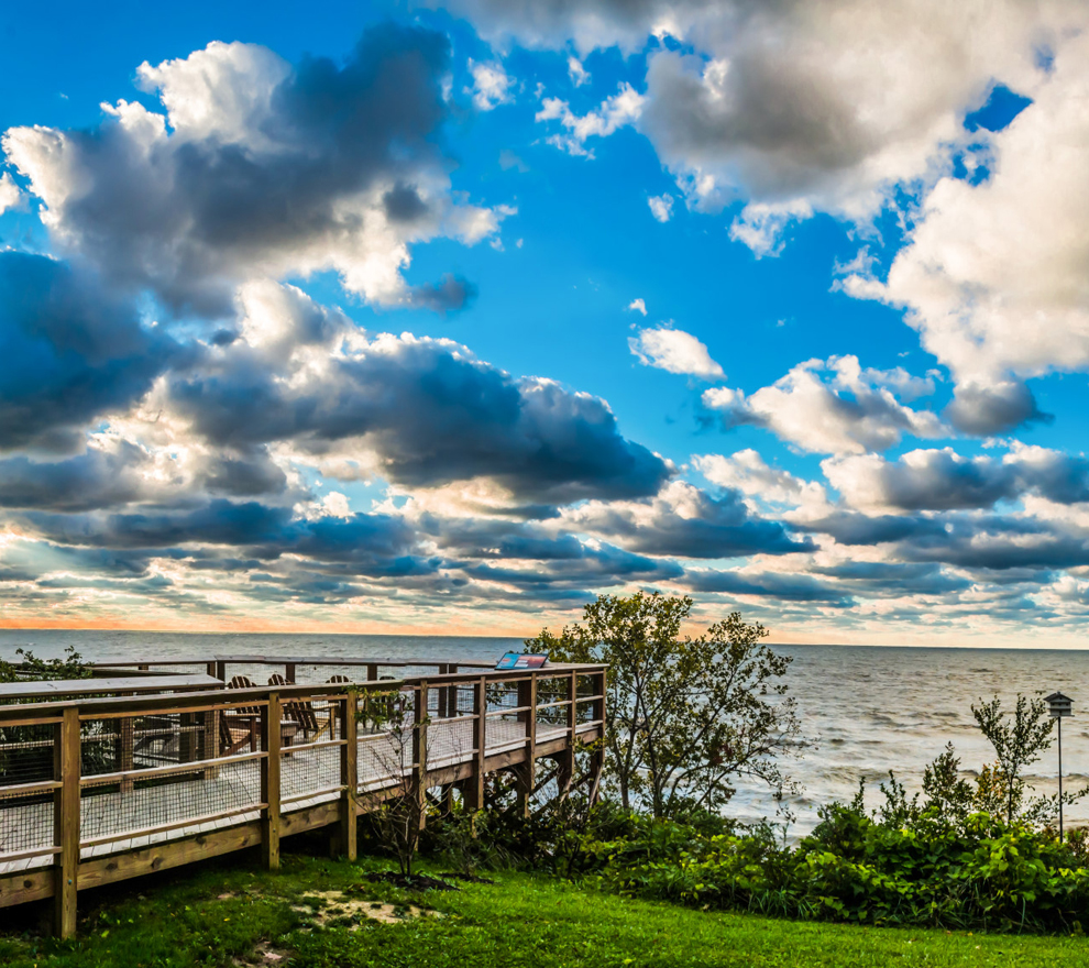Lakefront Lodge - park - Lake Erie - Lake Metroparks - Jim Marquardt
