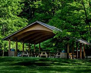 Chapin Forest Reservation<br>Forest Shelter